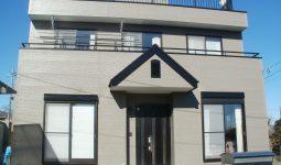 住宅外壁塗装工事