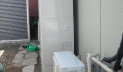 エコキュートと浴室暖房機