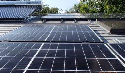 太陽光発電・ハイブリット蓄電システム 施工例